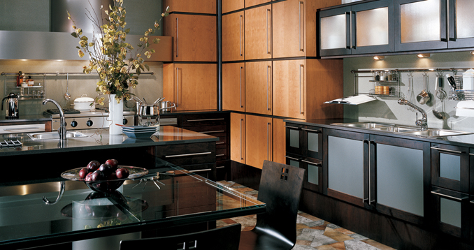 Art Deco Kitchen