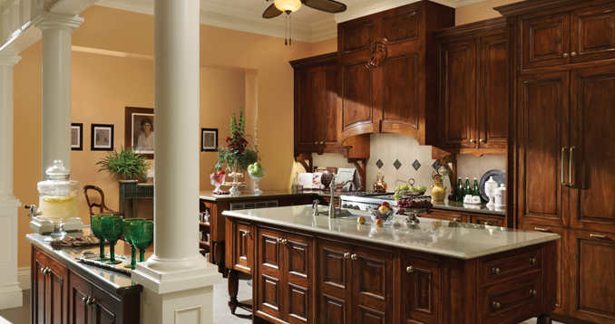Southern reserve kitchen northeastern for Southern country home decor